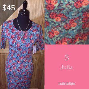 LuLaRoe S Julia Dress.